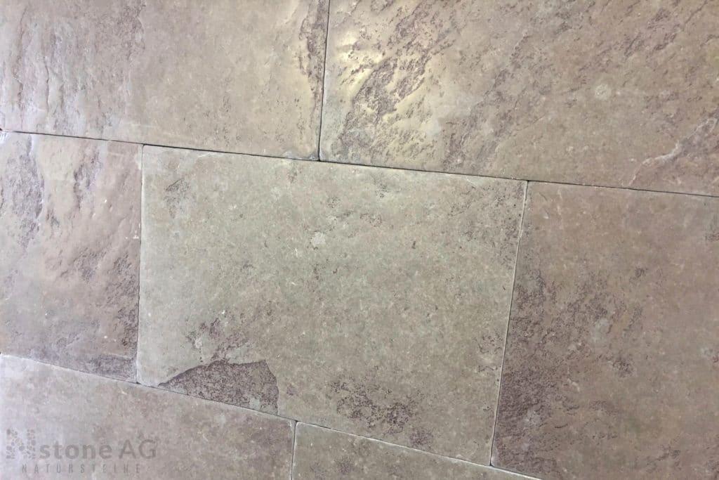 Kalksteinplatten Antique Antik Geburstet Natursteine Der Nstone