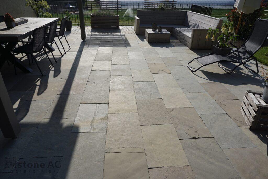Kalksteinplatten Giardino 2
