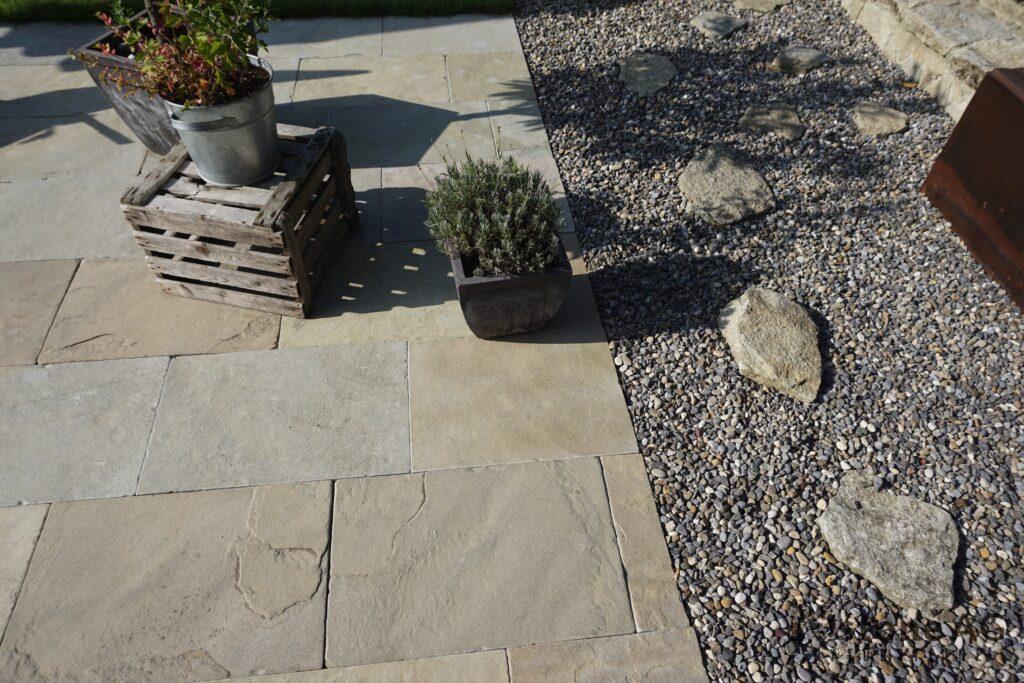 Kalksteinplatten Giardino 3