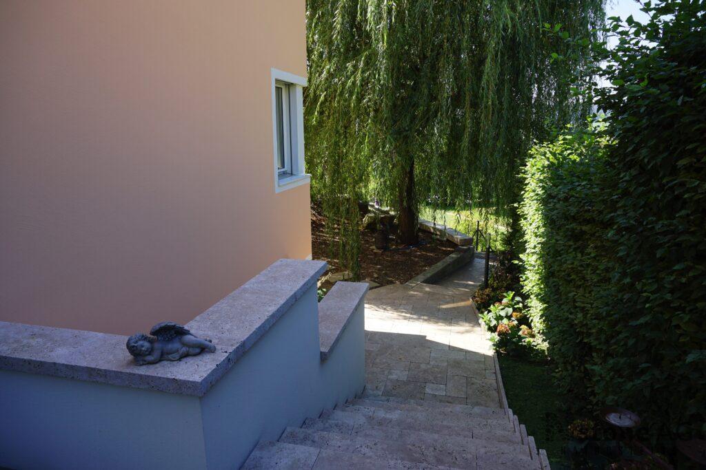 Travertin Terrassenplatten Noce 8