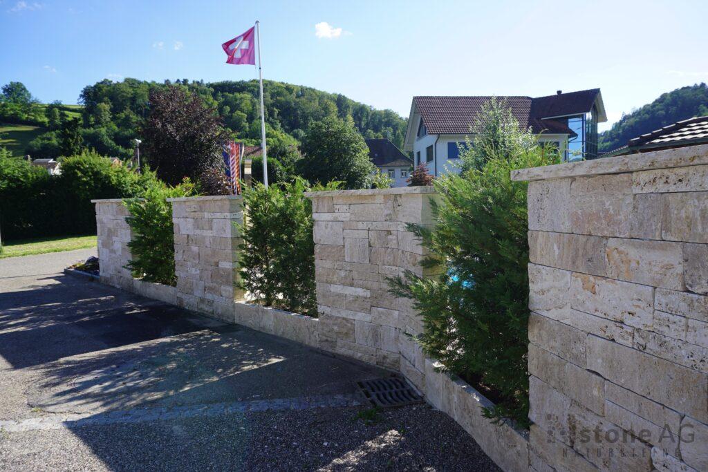 Naturstein Mauersteine