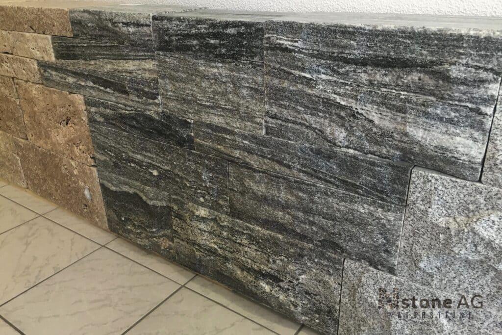 Granit & Gneis Mauersteine