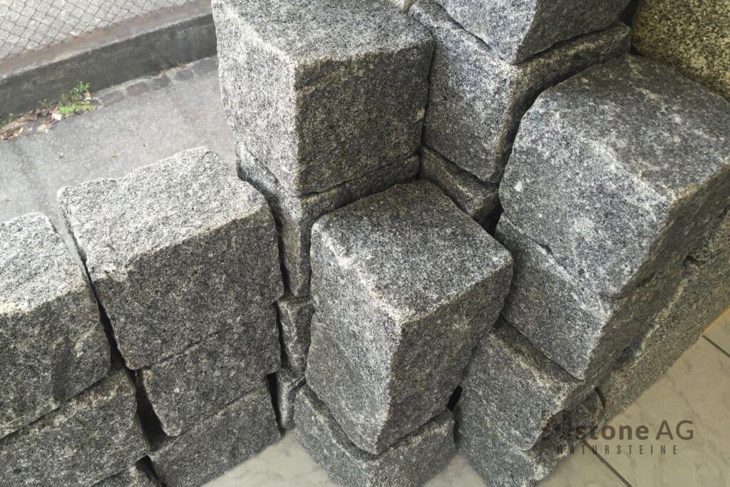 Naturstein Pflastersteine