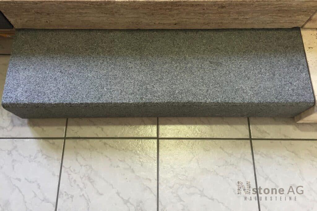Granit & Gneis Blockstufen